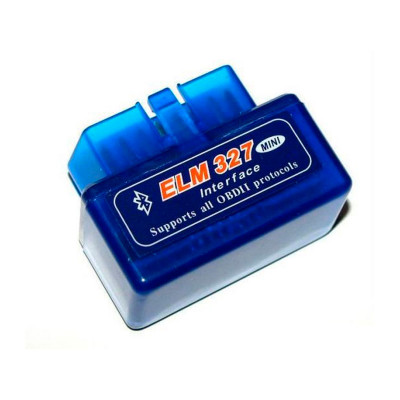 Адаптер (Автосканер) ELM327 Bluetooth OBD II