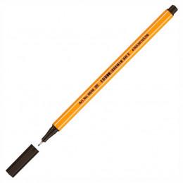 Ручка капиллярная STABILO Point 88, 0,4 мм, чёрные чернила