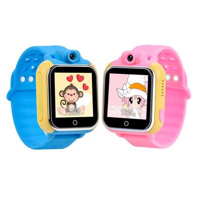 Умные детские часы Smart Baby Watch Q100 (GW 1000) Wonlex