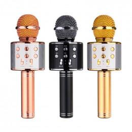 Беспроводной микрофон WS858