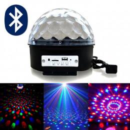 Светодиодный Диско-Шар с блютузом LED Magic Ball