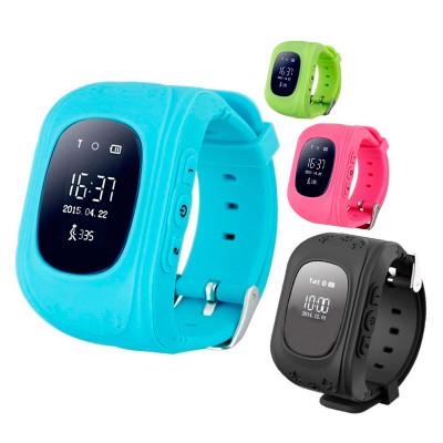 Умные детские часы Smart Baby Watch Q50 Wonlex