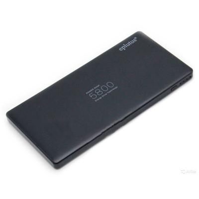 Портативное зарядное устройство Power bank EPLUTUS (5800 mAh)