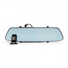 Видеорегистратор-зеркало с 2-я камерами D06