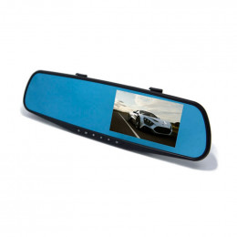 Видеорегистратор-зеркало с 2-мя камерами dvr mirror